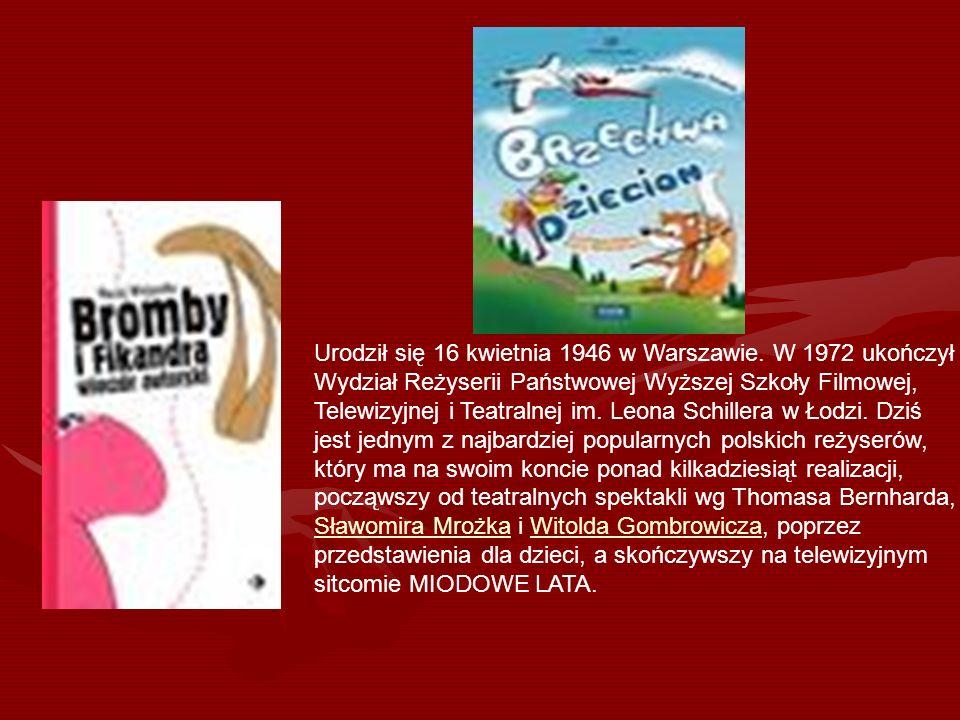 Urodził się 16 kwietnia 1946 w Warszawie