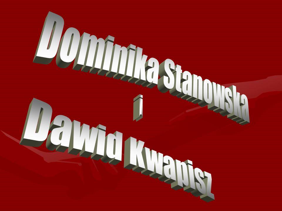 Dominika Stanowska i Dawid Kwapisz