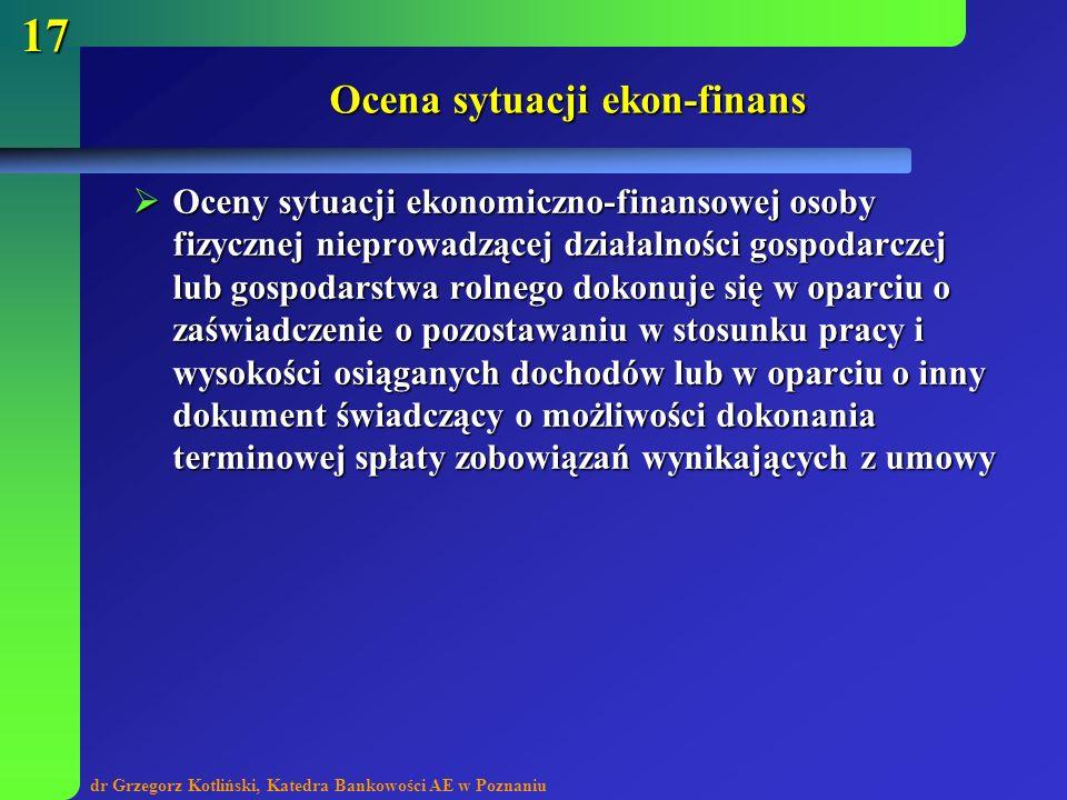 Ocena sytuacji ekon-finans