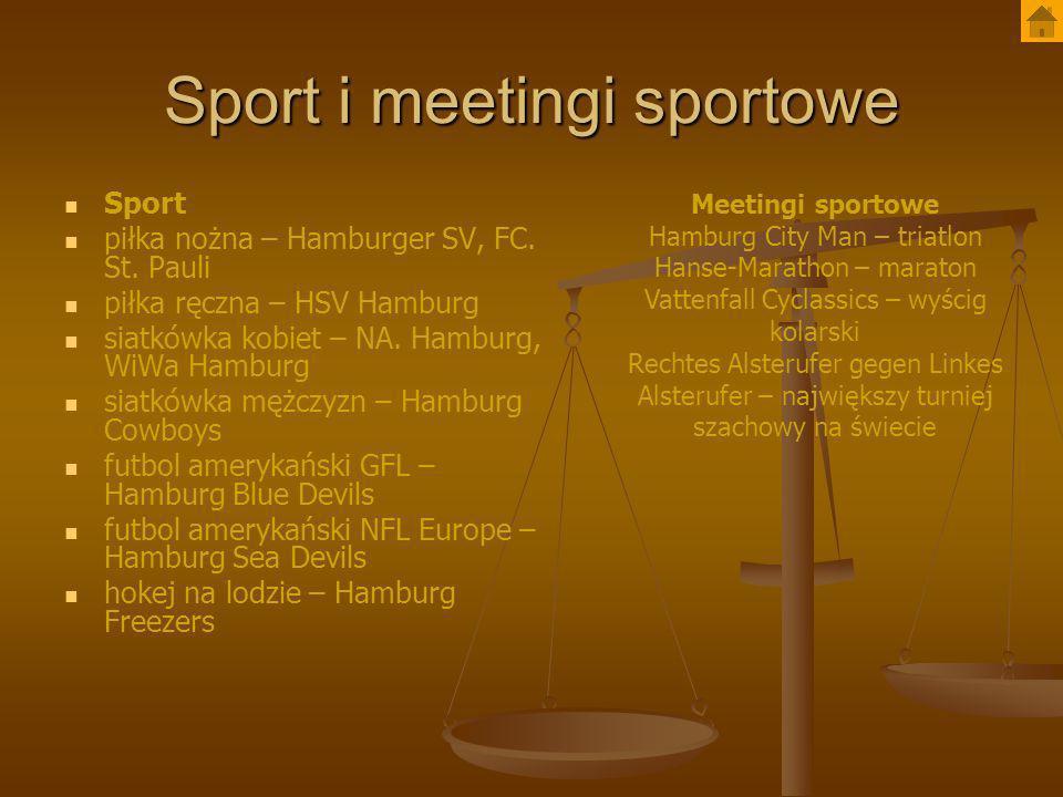 Sport i meetingi sportowe