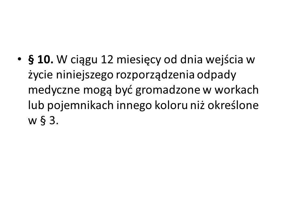§ 10.