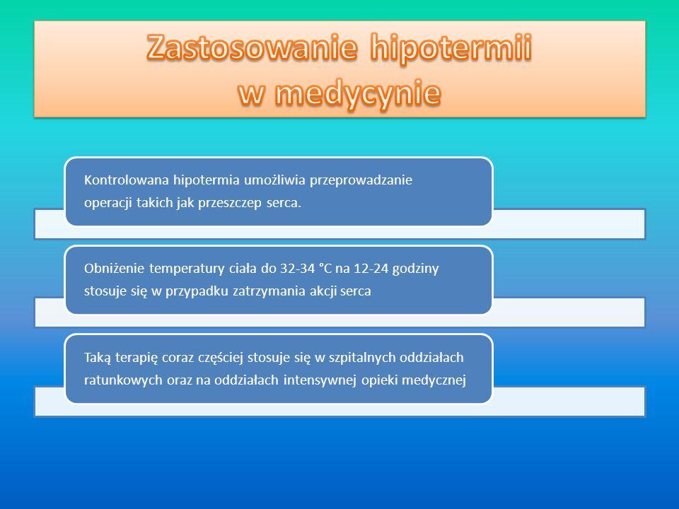 Zastosowanie hipotermii w medycynie