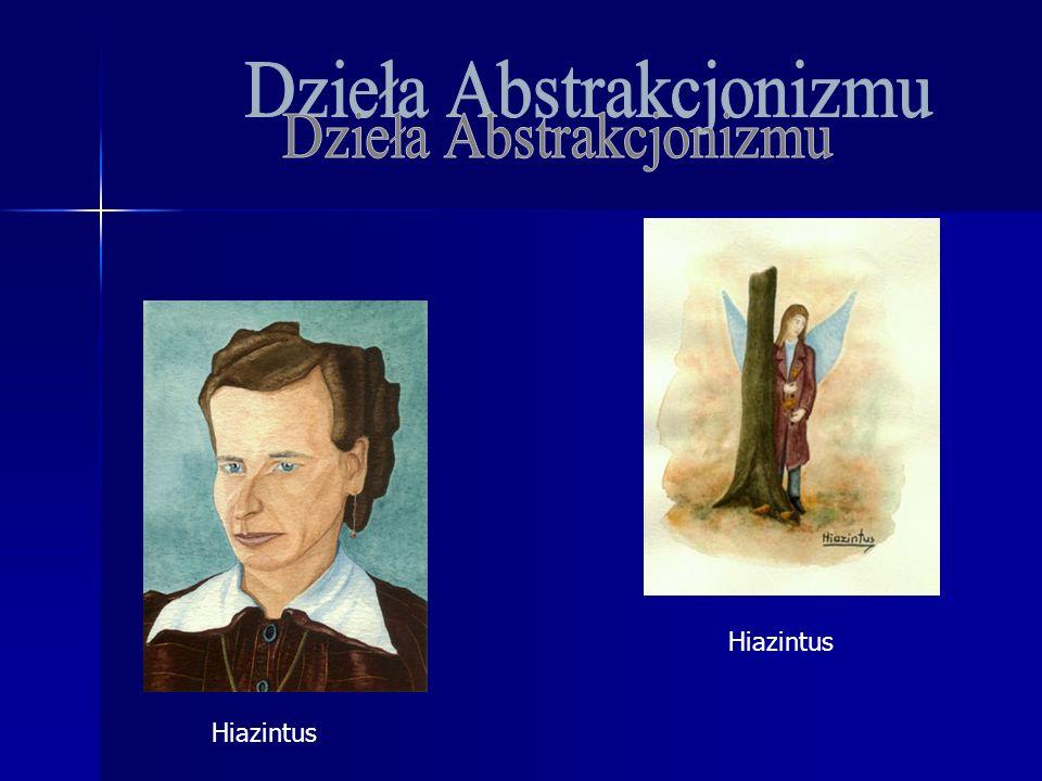 Dzieła Abstrakcjonizmu