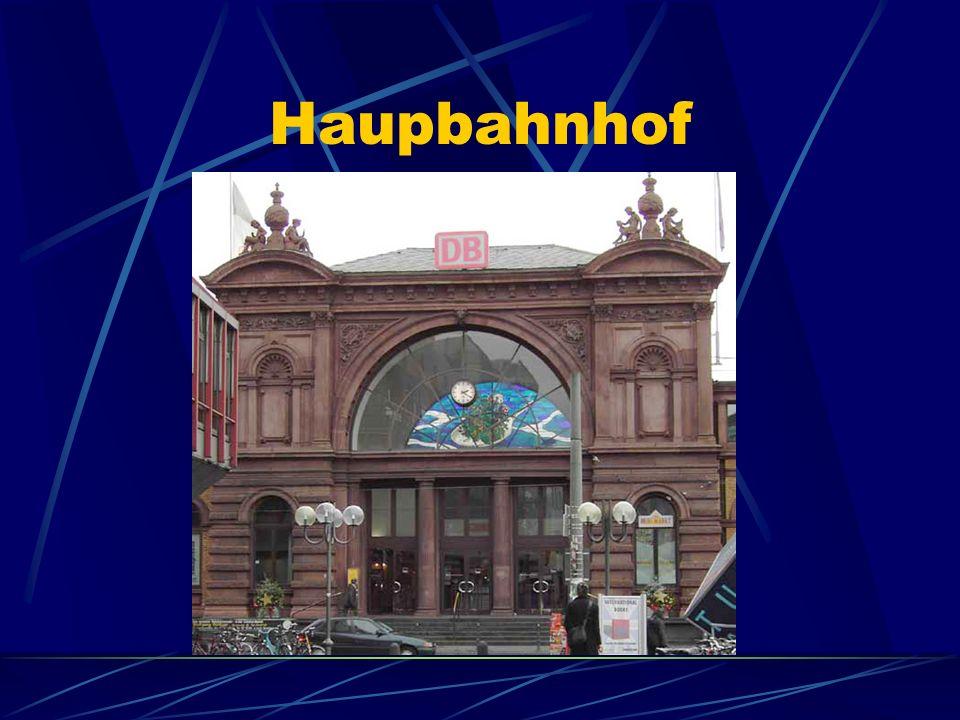 Haupbahnhof