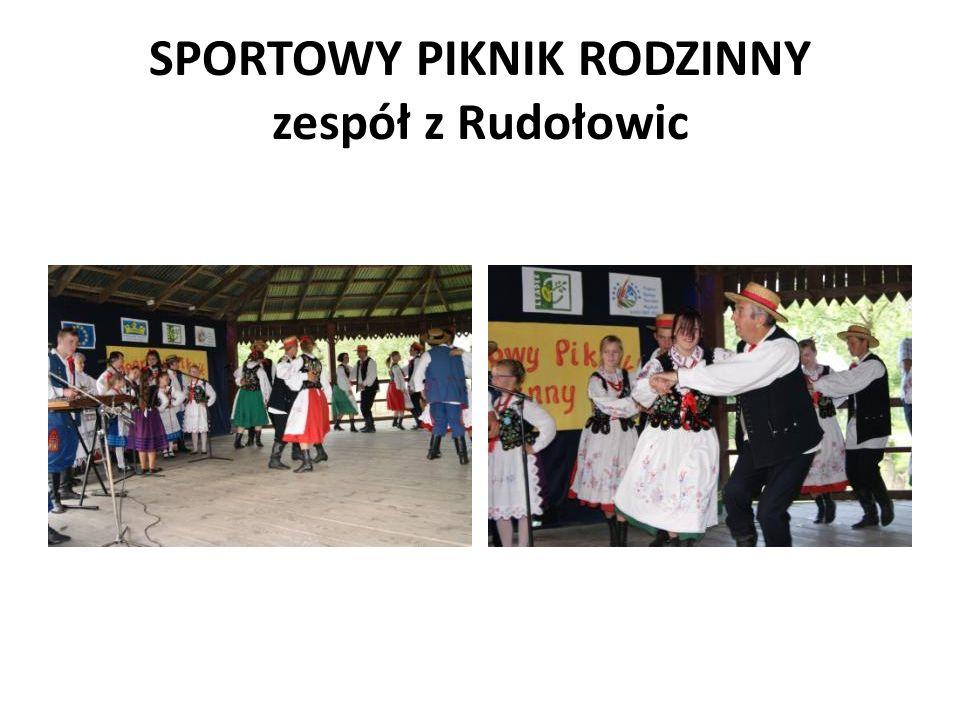 SPORTOWY PIKNIK RODZINNY zespół z Rudołowic