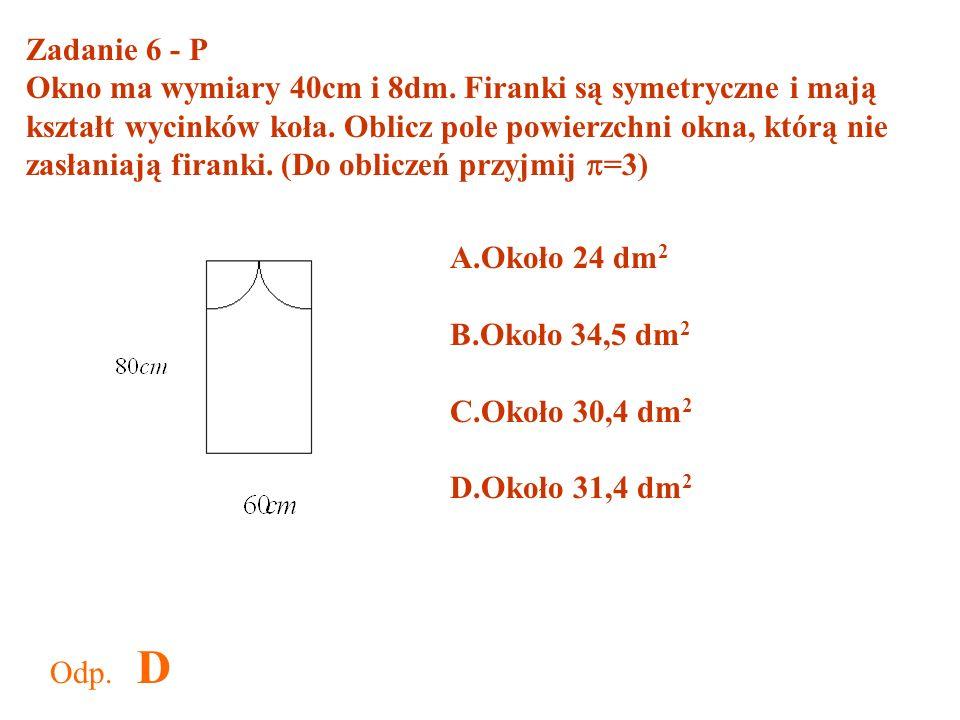 Zadanie 6 - P