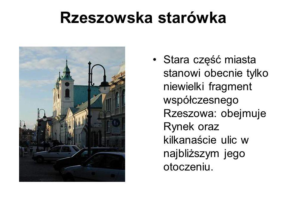 Rzeszowska starówka