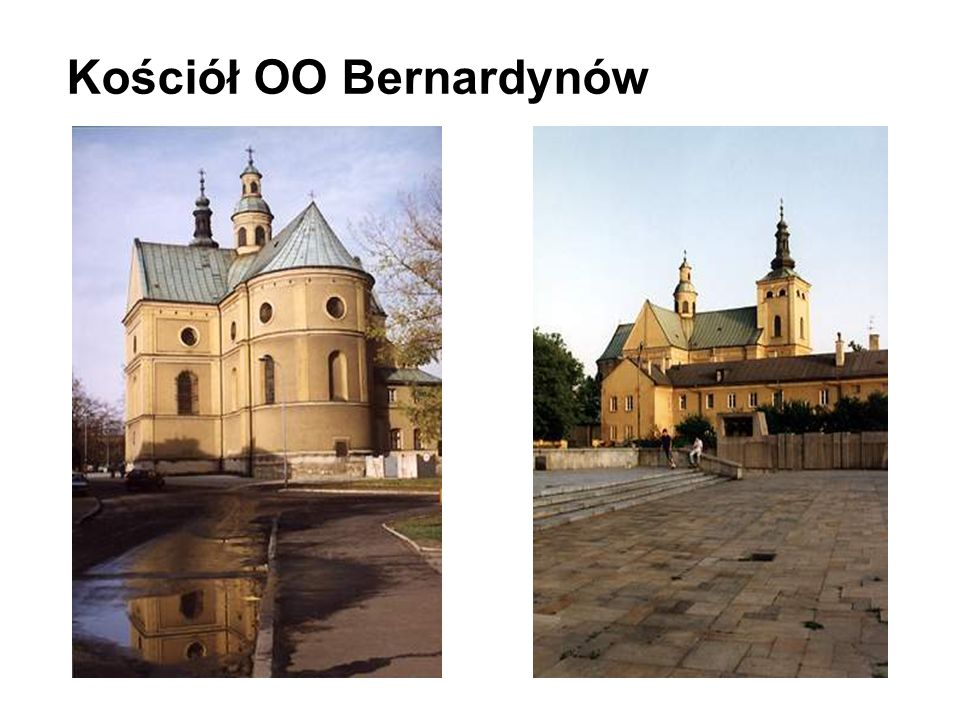 Kościół OO Bernardynów