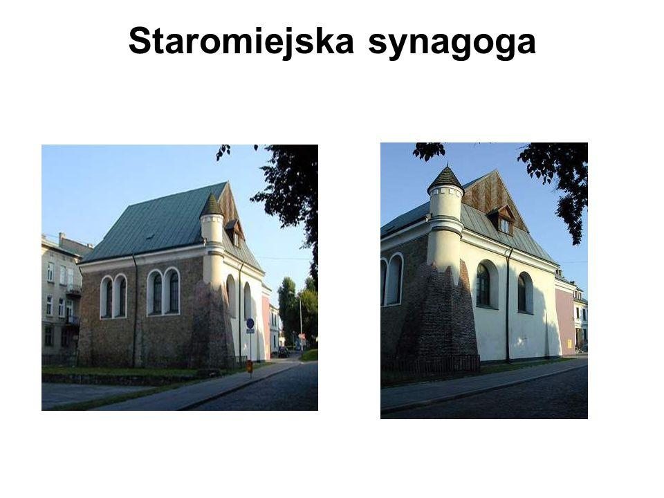 Staromiejska synagoga