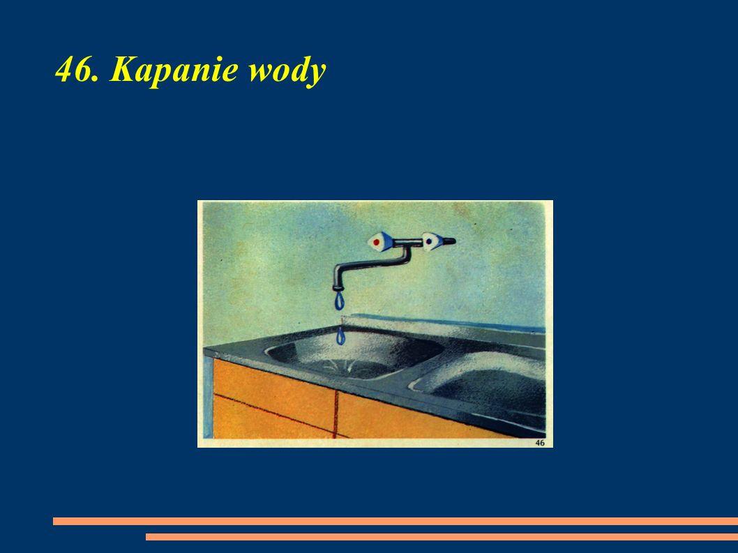 46. Kapanie wody