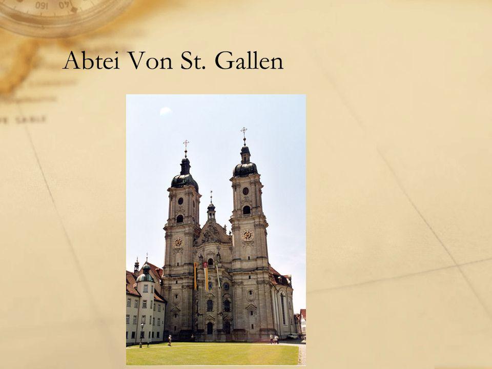 Abtei Von St. Gallen