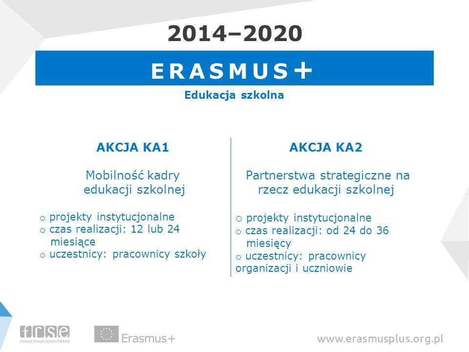 Partnerstwa strategiczne na rzecz edukacji szkolnej