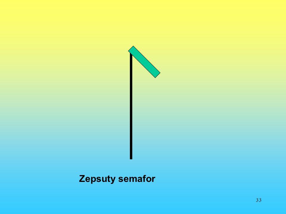 Zepsuty semafor