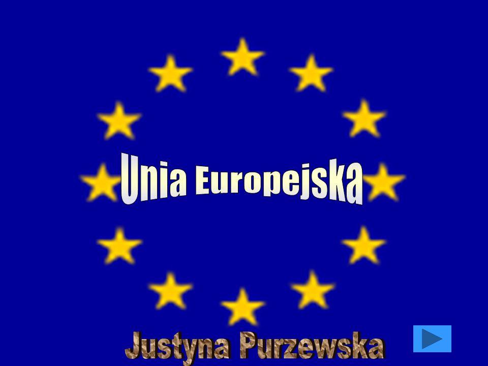 Unia Europejska Justyna Purzewska