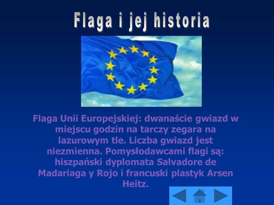 Flaga i jej historia