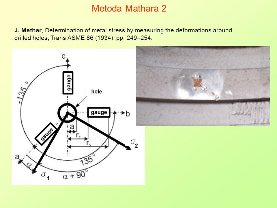 Metoda Mathara 2 J.