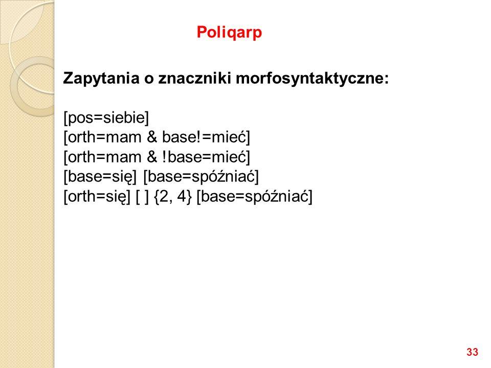 Poliqarp
