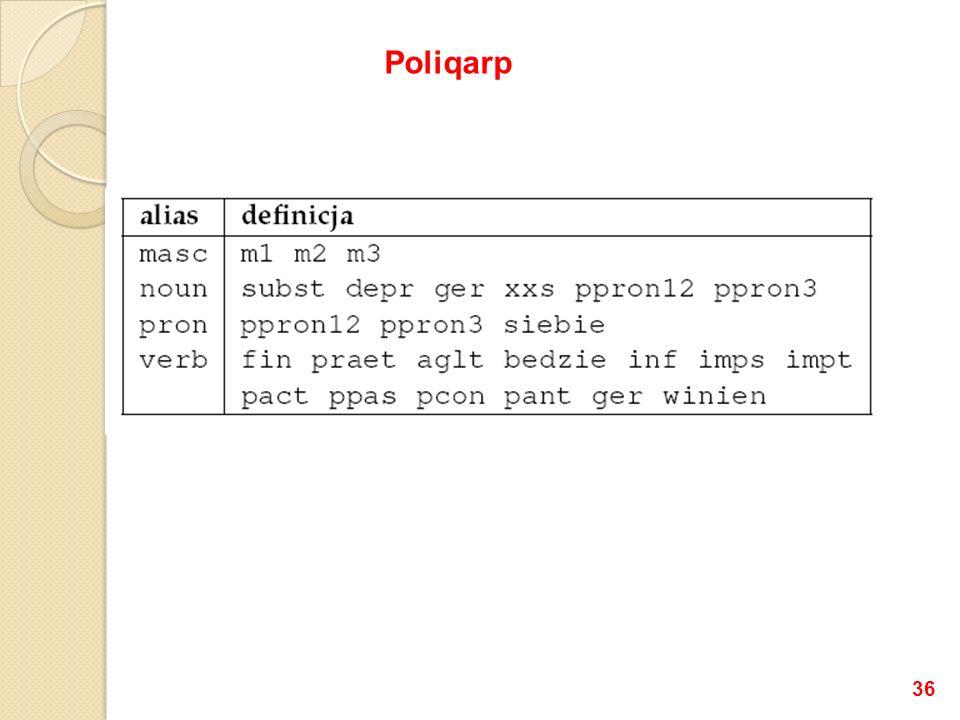 Poliqarp 36