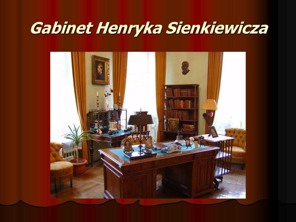 Gabinet Henryka Sienkiewicza