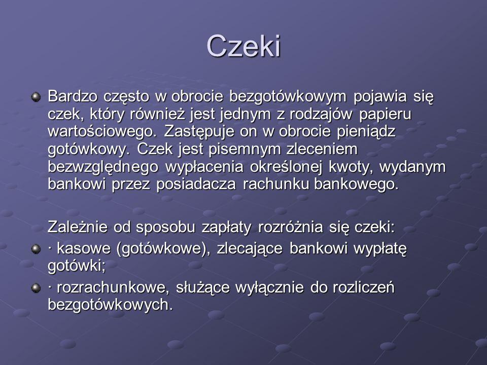 Czeki