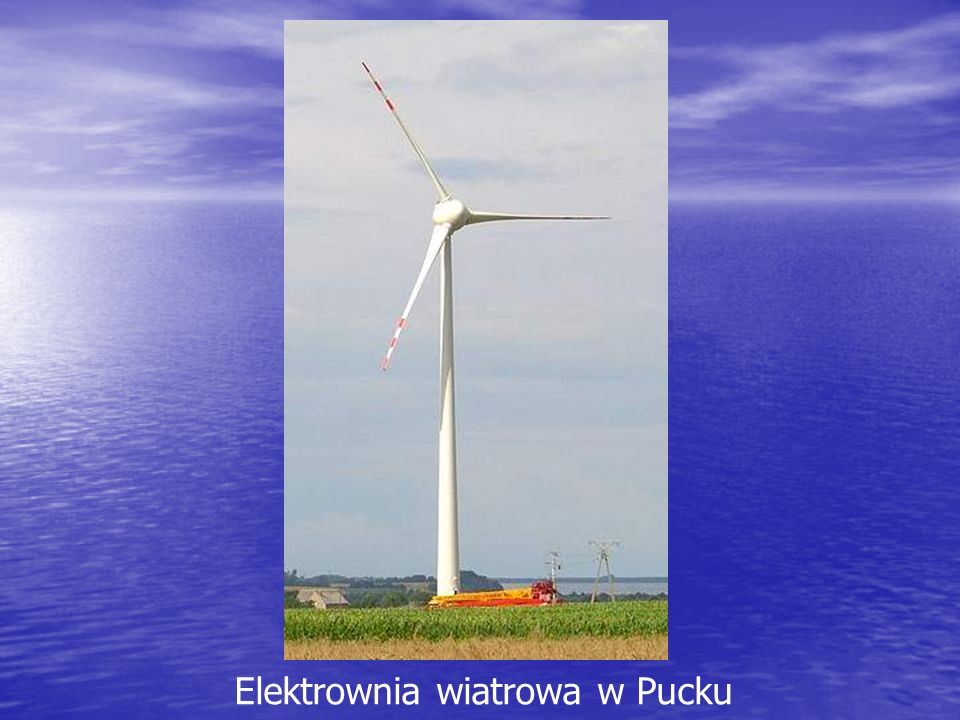 Elektrownia wiatrowa w Pucku