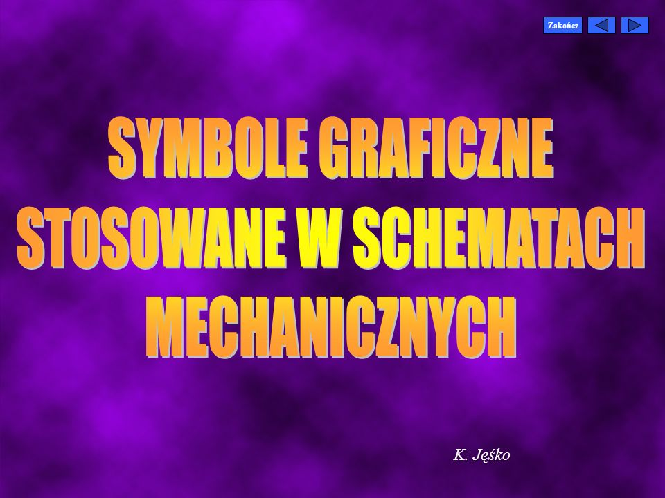 STOSOWANE W SCHEMATACH