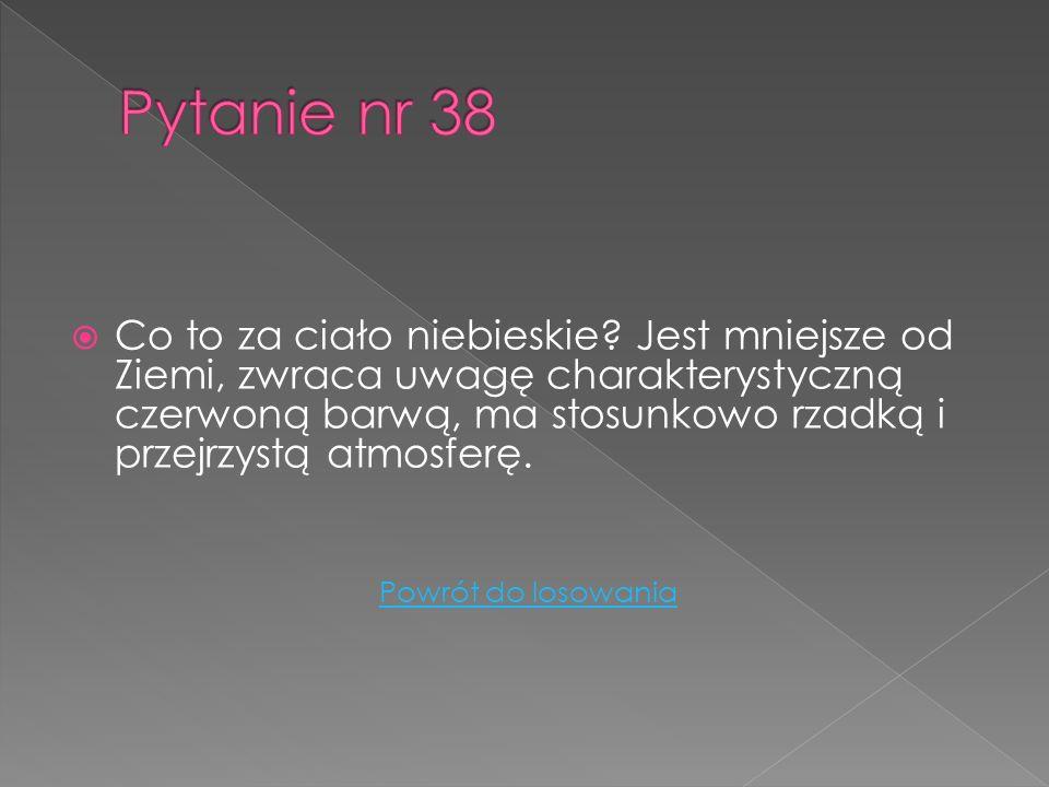 Pytanie nr 38