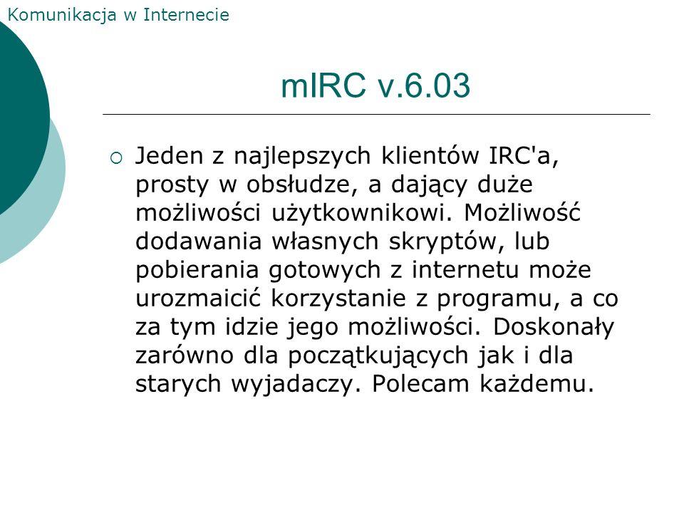 mIRC v.6.03
