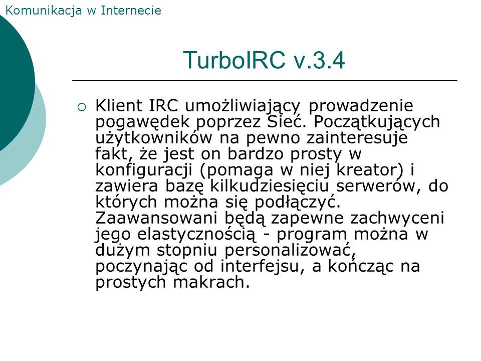 TurboIRC v.3.4