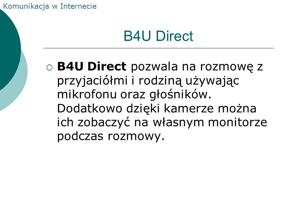 B4U Direct