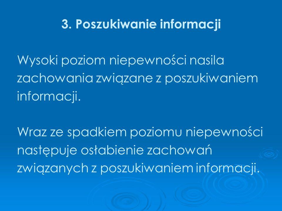 3. Poszukiwanie informacji