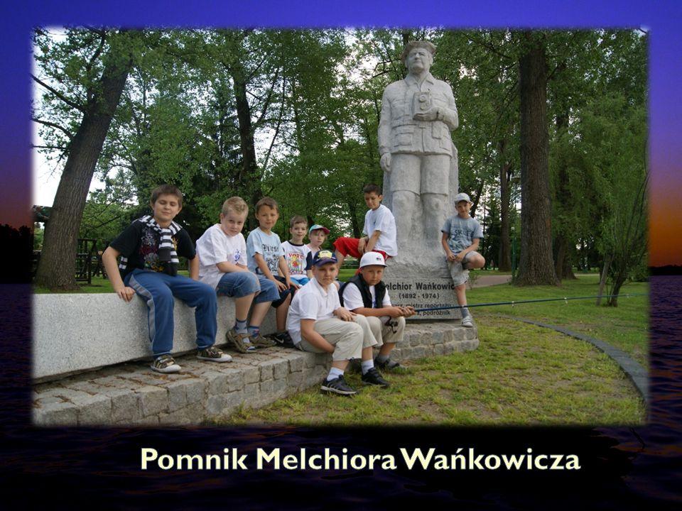 Pomnik Melchiora Wańkowicza