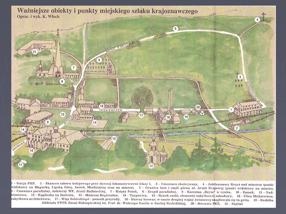 Sucha Beskidzka – miasta partnerskie
