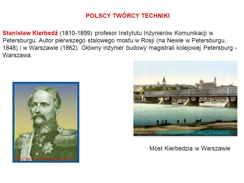 POLSCY TWÓRCY TECHNIKI