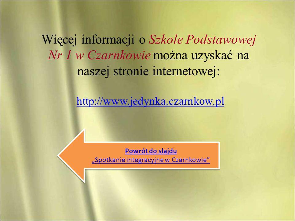 """Powrót do slajdu """"Spotkanie integracyjne w Czarnkowie"""