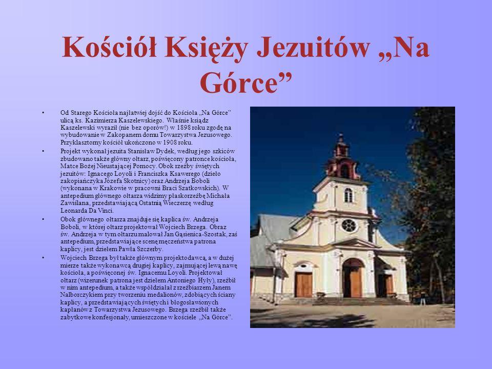 """Kościół Księży Jezuitów """"Na Górce"""