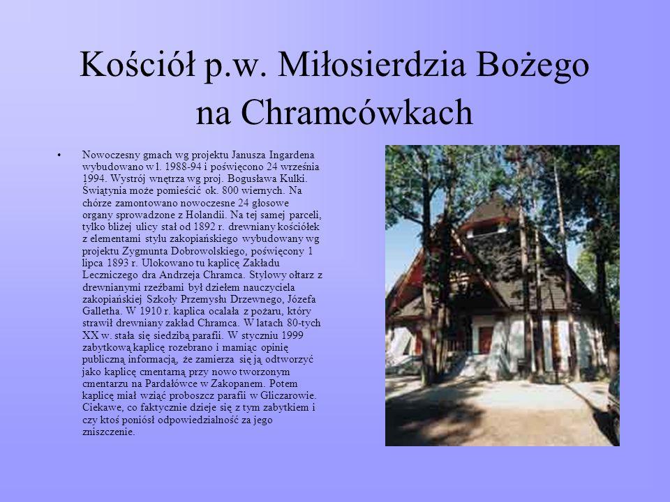 Kościół p.w. Miłosierdzia Bożego na Chramcówkach
