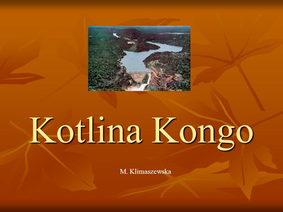 Kotlina Kongo M. Klimaszewska