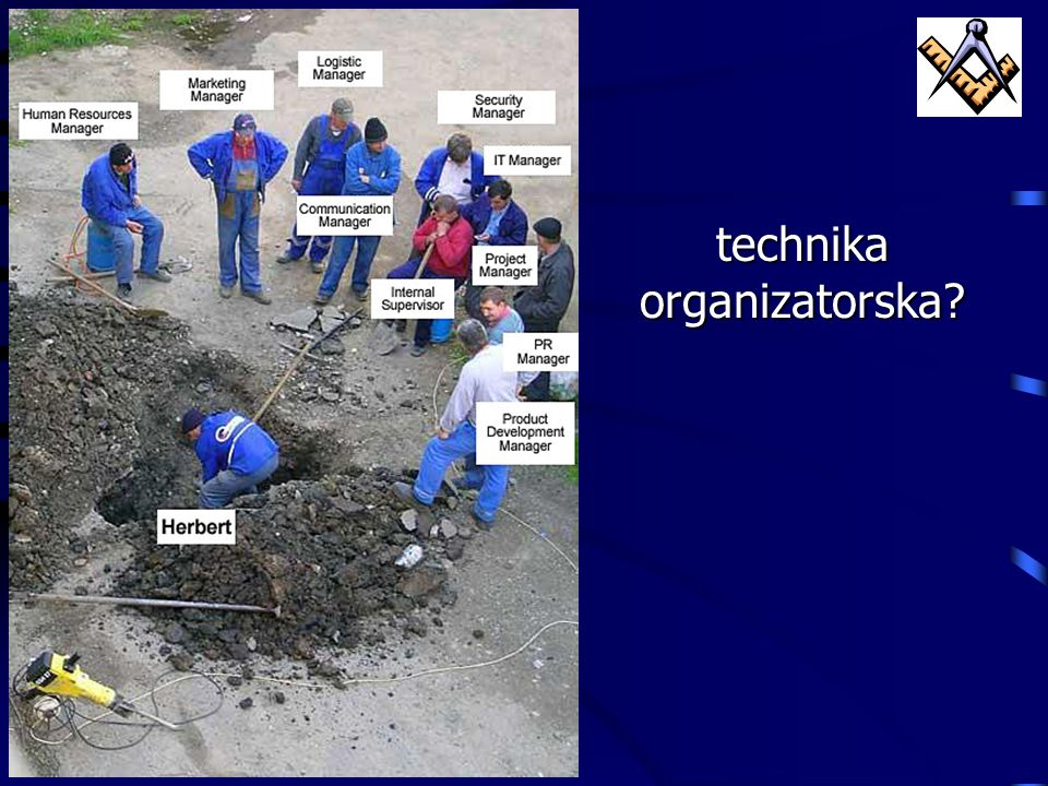 technika organizatorska