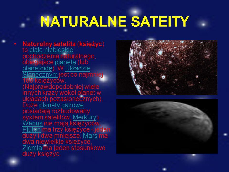 NATURALNE SATEITY