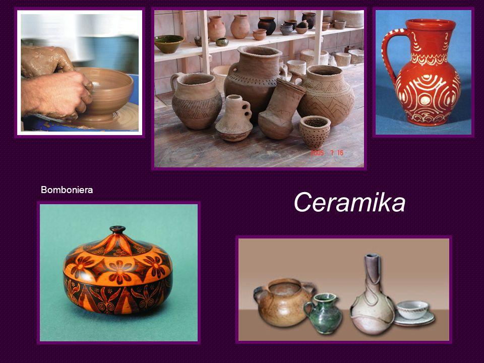 Ceramika Bomboniera