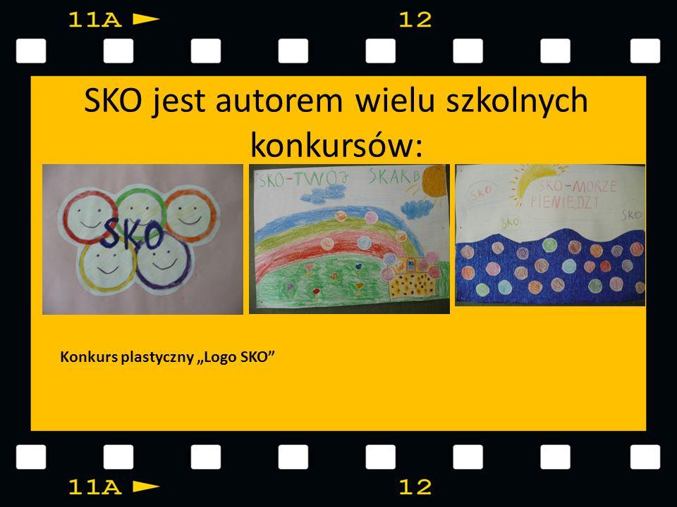 SKO jest autorem wielu szkolnych konkursów:
