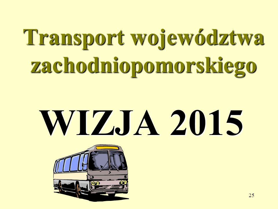 Transport województwa zachodniopomorskiego
