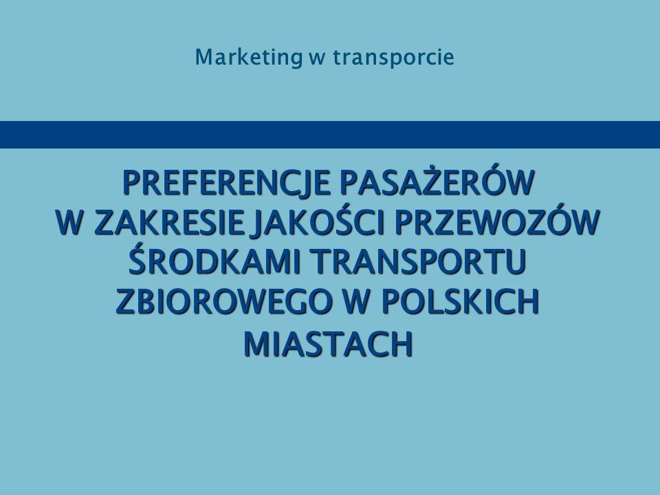 Marketing w transporcie