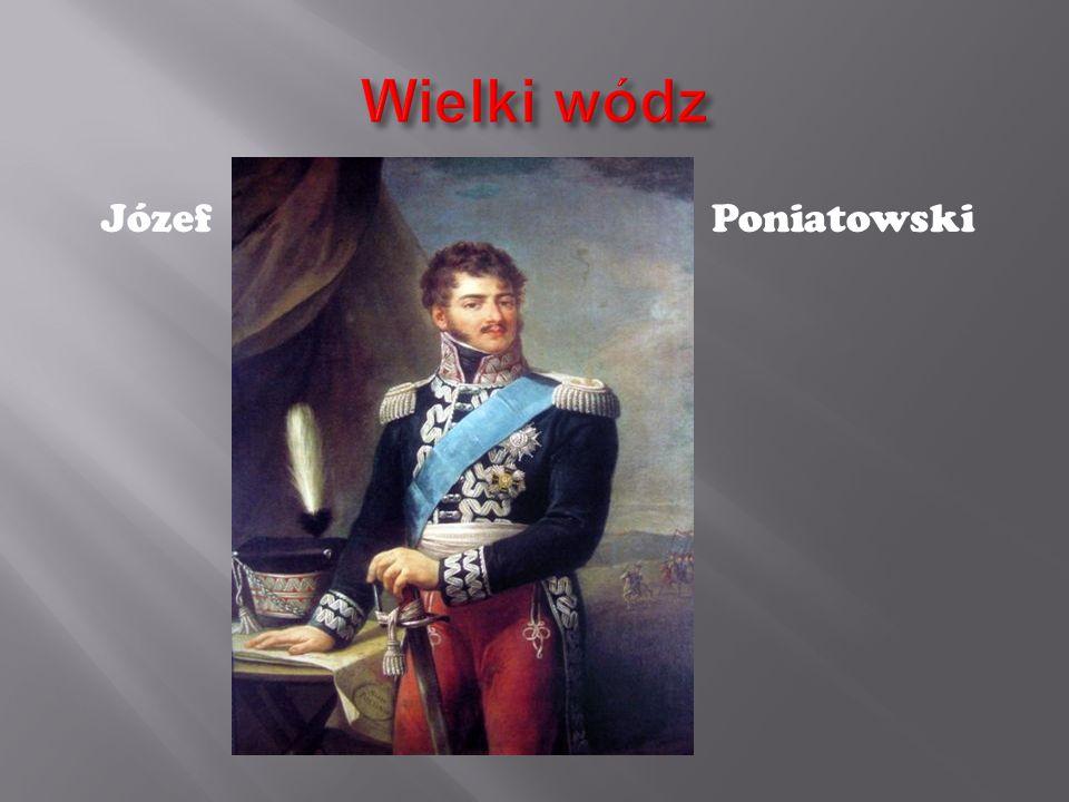 Wielki wódz Józef Poniatowski