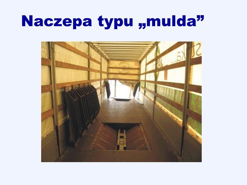 """Naczepa typu """"mulda"""
