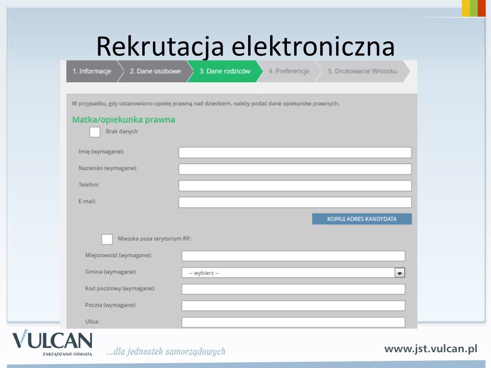 Rekrutacja elektroniczna
