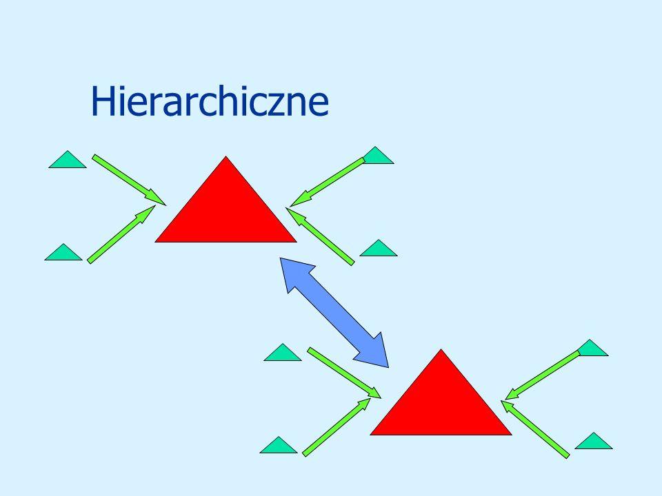 Hierarchiczne