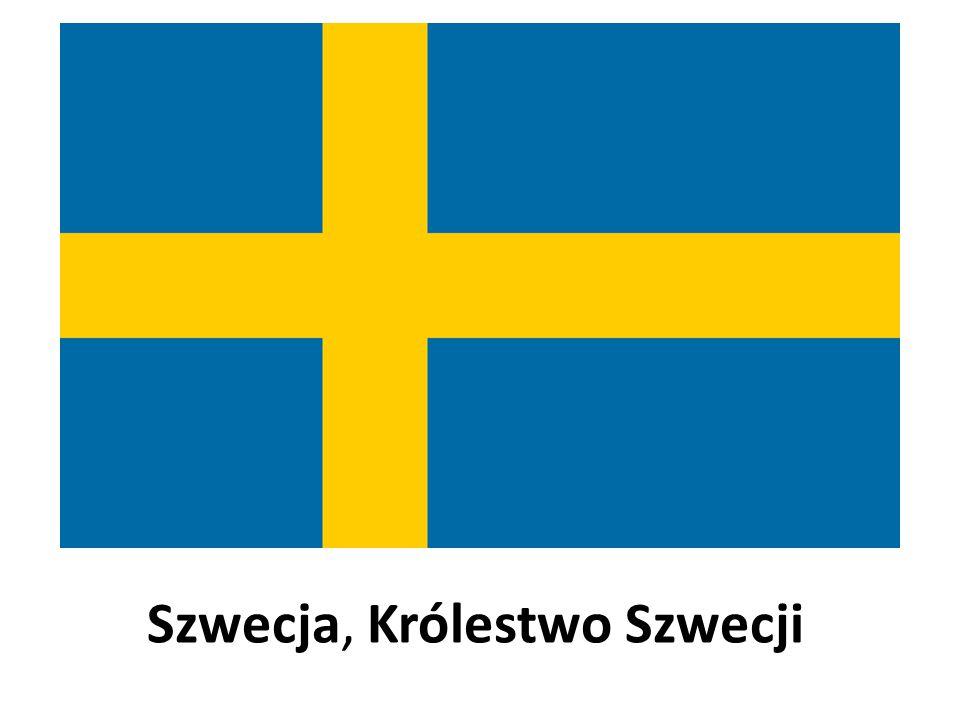 Szwecja, Królestwo Szwecji