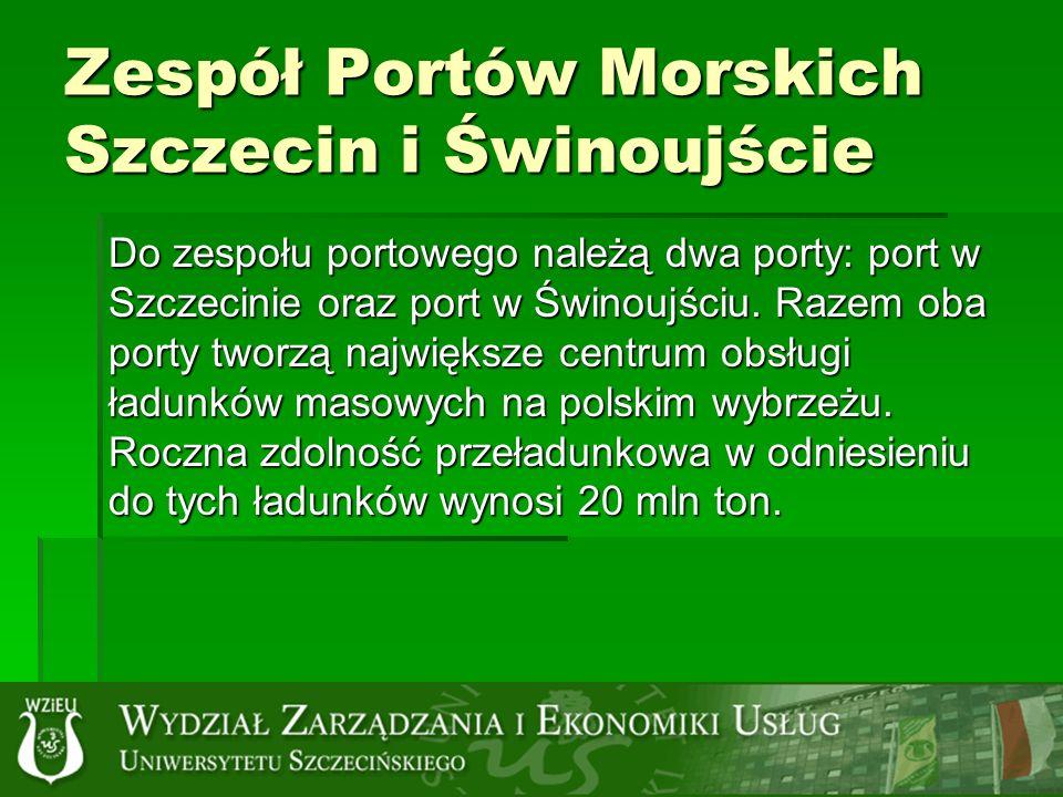 Zespół Portów Morskich Szczecin i Świnoujście